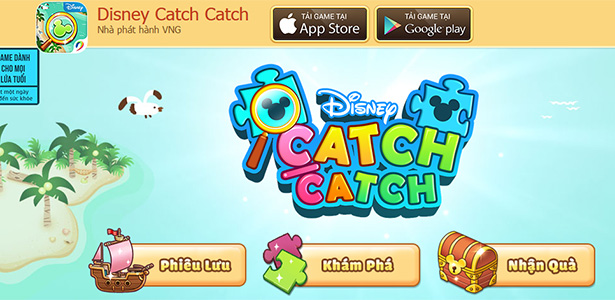 Disney-Catch-Catch