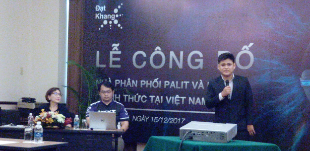 Đạt Khang phân phối chính thức sản phẩm của Palit và NZXT