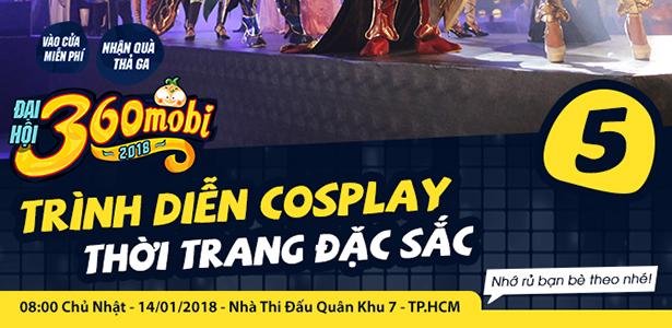 Tóc Tiên, Chi Dân hứa hẹn bùng nổ sân khấu Đại Hội 360mobi