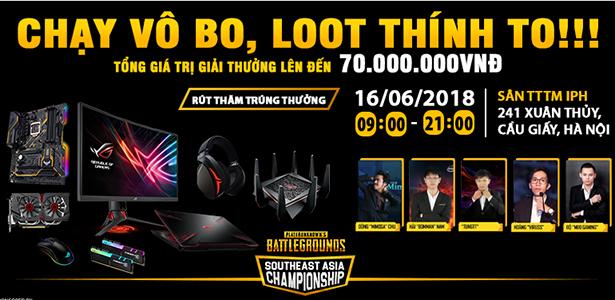 Đội nào sẽ dự UBG SEA Championship – Presented by ROG tại Thái Lan?