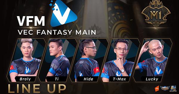 Nhiều lời chúc tốt lành gửi đến đội tuyển Mobile Legends: Bang Bang Việt Nam trước giải M1