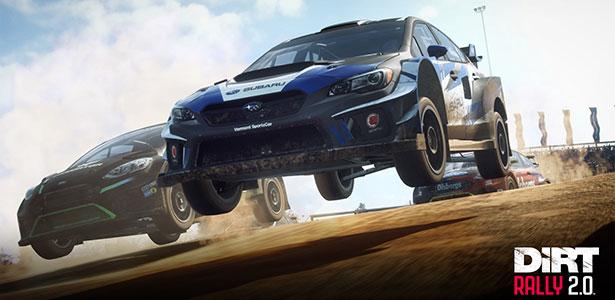 Chiêm ngưỡng bộ xe đua DiRT Rally 2.0 phiên bản Game of the Year
