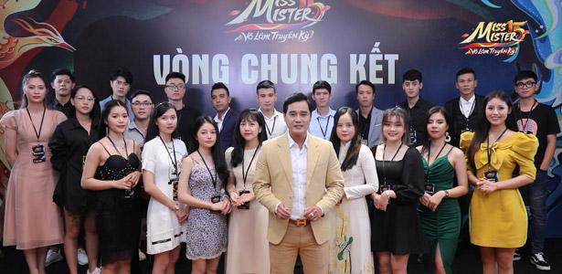 """Khi 21 thí sinh Miss & Mister VLTK 15 """"về chung một nhà"""""""