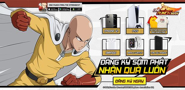Hướng dẫn cách chơi One Punch Man: The Strongest