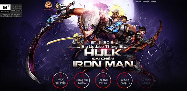 (GVN) Lữ Kha và Hulk đang là chủ đ� được bàn tán nhi�u nhất trên fanpage Củ  Hành ngay sau khi 3Q Củ Hành phiên bản 3D tung ra update vào ngày ...
