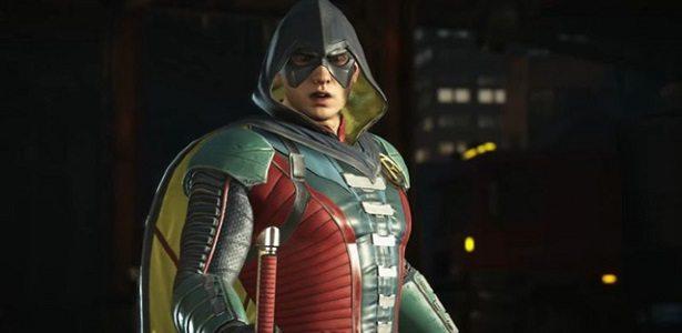 Injustice 2 Robin