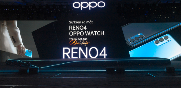 OPPO Reno4 và Reno4 Pro chính thức ra mắt tại Việt Nam