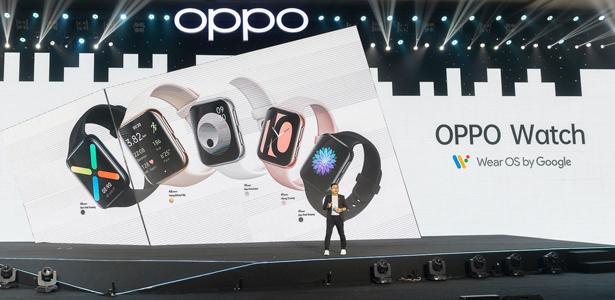 OPPO Watch chính thức ra mắt, giá từ 6 triệu đồng