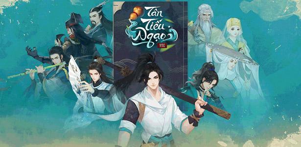 Tân Tiếu Ngạo VNG: thêm một tuyệt tác kiếm hiệp Kim Dung chuyển thể thành game