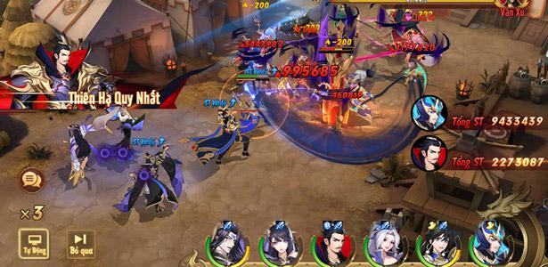 Tân OMG3Q VNG bất ngờ công bố ngày ra mắt, đến tay game thủ ngay trong tháng 4