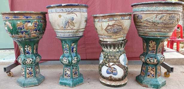 Gốm cây mai – Đề Ngạn Sài Gòn Xưa: Hiểu thêm về nghề gốm xưa