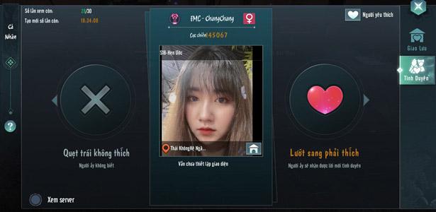 """Top tính năng giúp game thủ """"kết mối lương duyên"""" không thể bỏ qua của Tuyết Ưng VNG"""